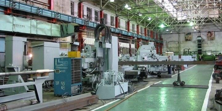 Производственные мощности