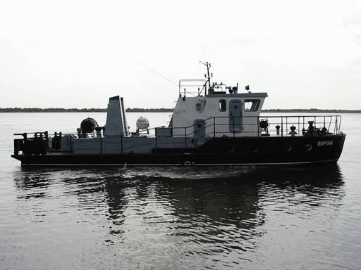 Буксирный катер, проект 21700ИАЕУ