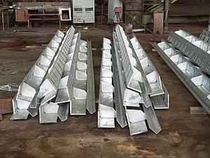 """Покрытие металлических поверхностей методом """"горячего"""" и """"холодного"""" цинкования, а так же различные гальванопокрытия"""