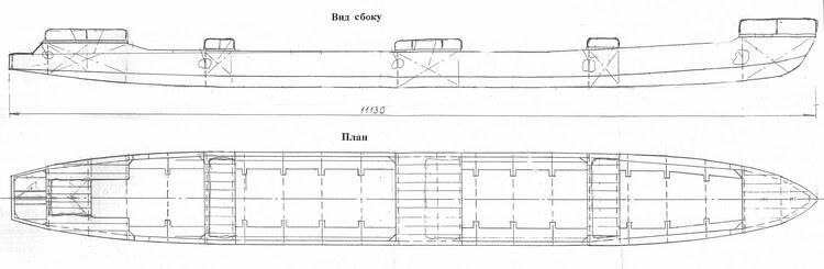 Моторная лодка, проект 72440