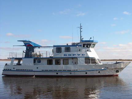 Служебно-разъездное судно, проект 13385Б