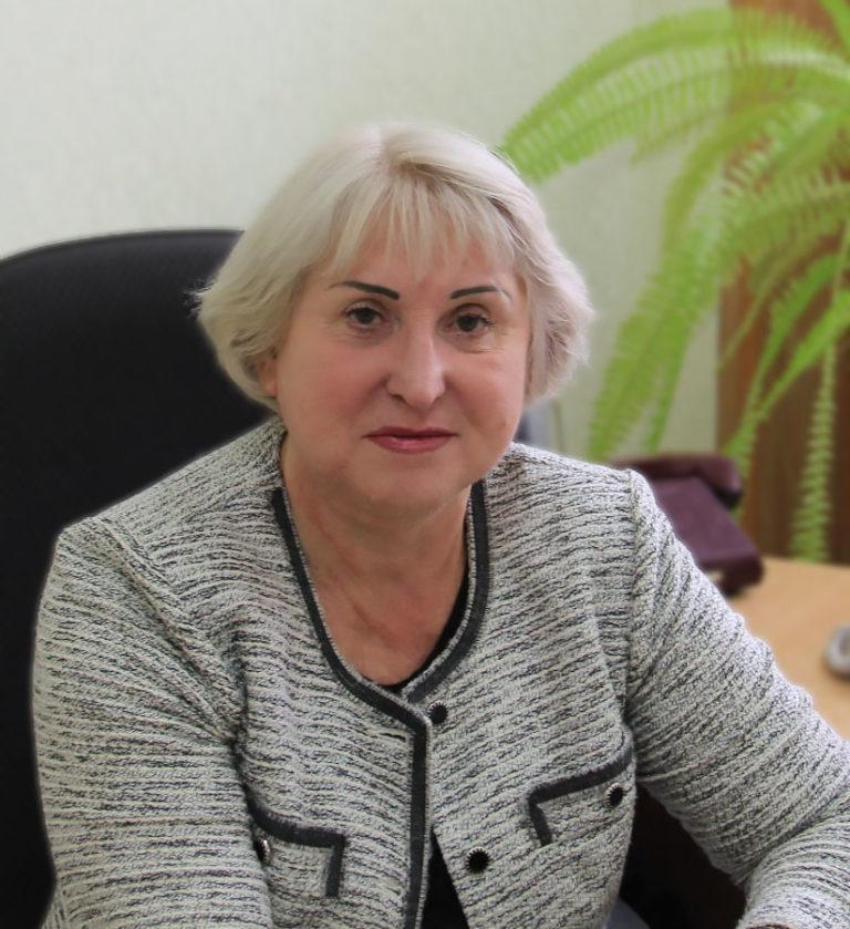 Чащина Вера Афанасьевна