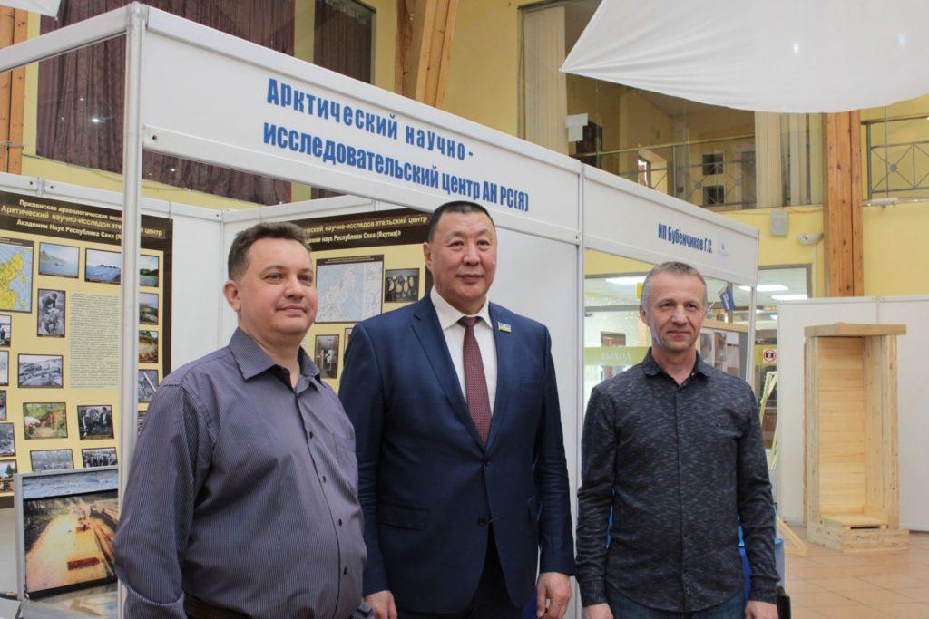 Участие представителей завода в проведении выставки-ярмарки «Арктика – территория инноваций» в Якутии.