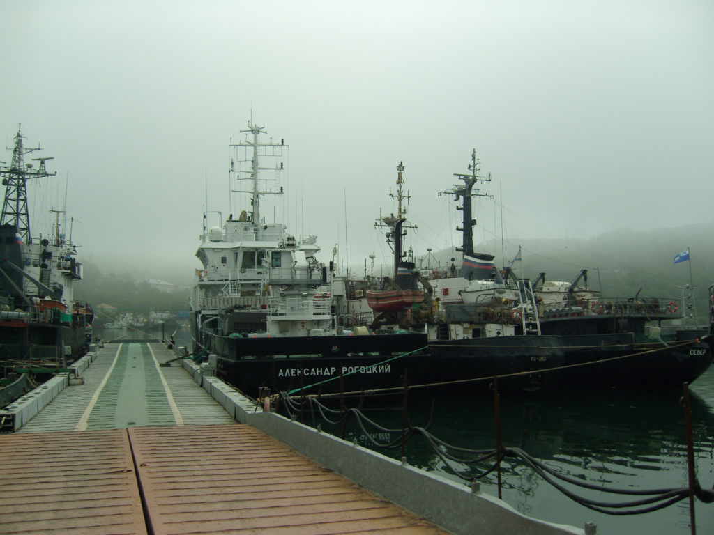 Малое гидрографическое судно «Александр Рогоцкий» передано заказчику