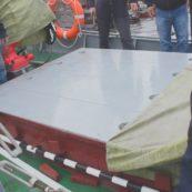 трюм грузовой с верхним рядом панелей