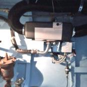 система в моторном отделении